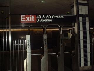 50st駅の出口 2.JPG