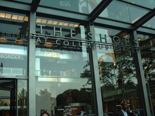 ジャズアットリンカーンセンターのあるショッピングモール.JPG